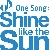 2013/05/23 NTTデータグループ社員6万人の歌「NTT DATA One Song - Shine like the sun -」発表(NTTデータ)